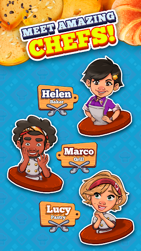 Spoon Tycoon - Idle Cooking Manager Game 2.0.1 screenshots 4