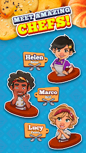 Spoon Tycoon Mod Apk- Idle Cooking Manager (Unlimited Money) 4