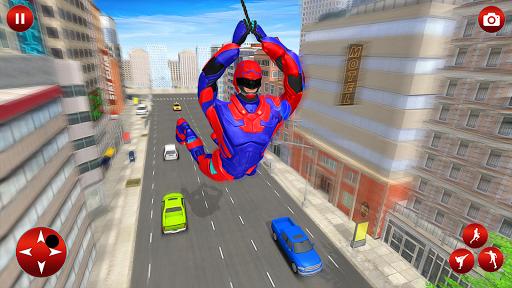 Superhero Robot Speed Hero apkpoly screenshots 3