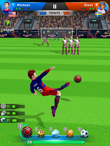 All-Star Soccer modavailable screenshots 8