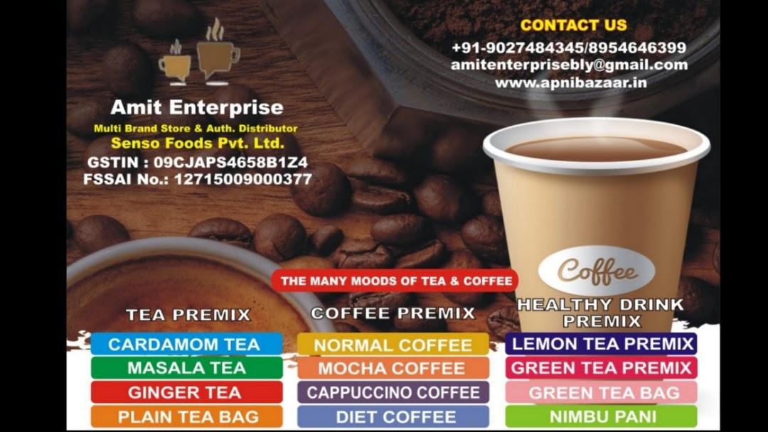 Amit Enterprise -Vending Tea Coffee Beverage Premix