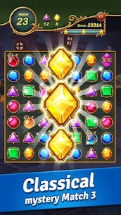Jewel Castle™ – Classical Match 3 Puzzles 1