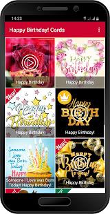 生日快樂卡和GIF