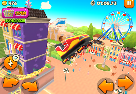 Thrill Rush Theme Park Screenshot