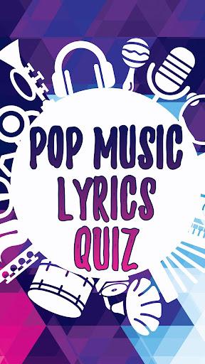 猜 流行 歌曲的 歌词 音乐 測驗
