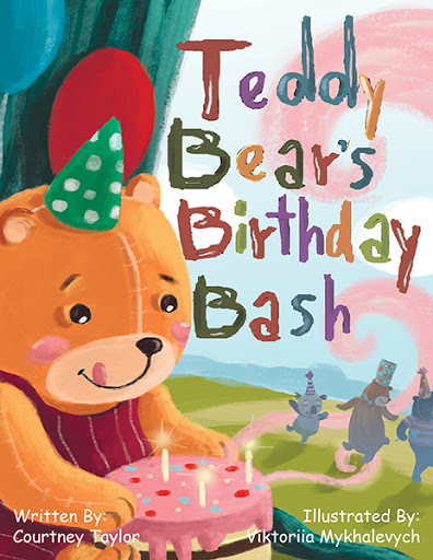 Teddy Bear's Birthday Bash cover