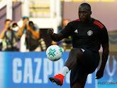 Real Madrid - Manchester United: le premier défi de Romelu Lukaku