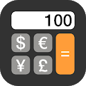 Currency converter offline icon