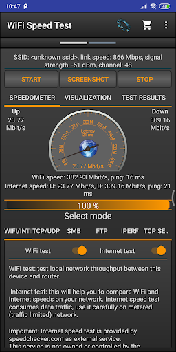 WiFi Speed Test Pro ss1