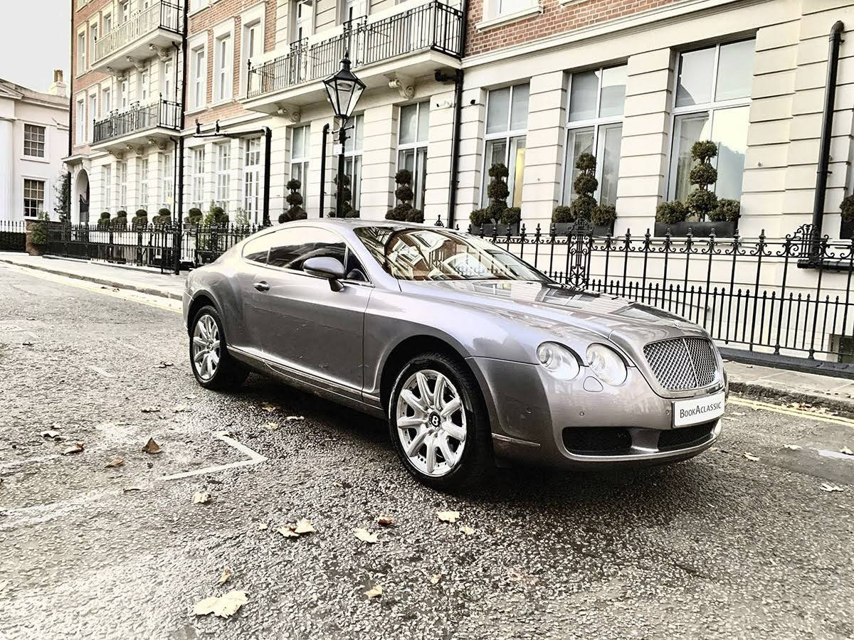 Bentley Continental Gt Hire London