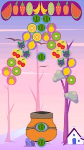 Bubble Shooter Fruit - náhled