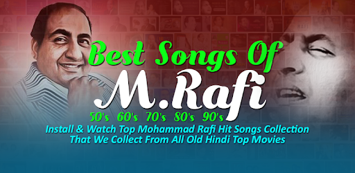 Mohammad Rafi Hit Songs - Apps on Google Play