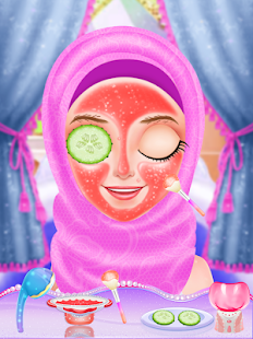 Hijab Beauty Princess Makeover – Hijab Artist - náhled