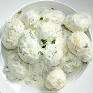 Low Fat Potato Salad With Yogurt Recipes