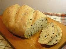 Olive And Rosemary Bread Recipe