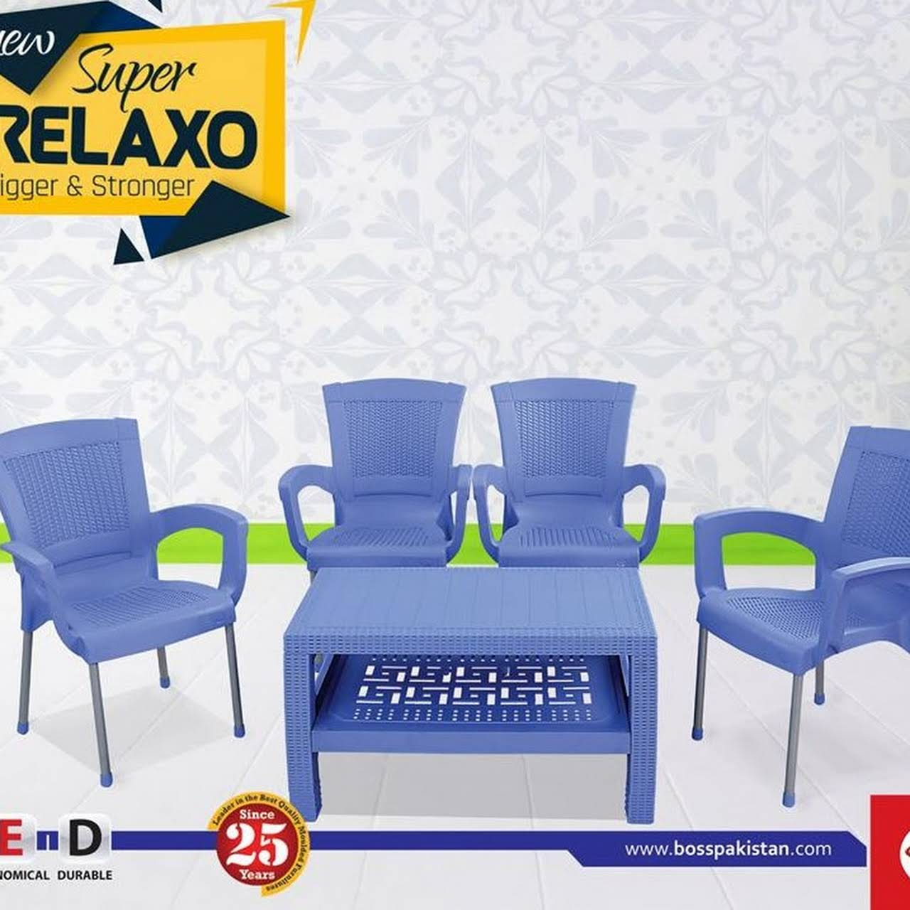 Boss Plastic Furniture Plastic Injection Molding Service In Gujranwala