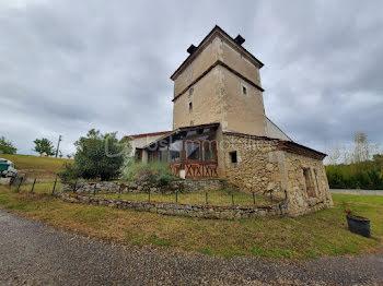 maison à Moncaut (47)
