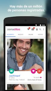 Zonacitas: amor y encuentros. screenshot 0