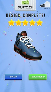 Sneaker Art MOD APK Latest Version [Unlimited Sneaker + No Ads] 4