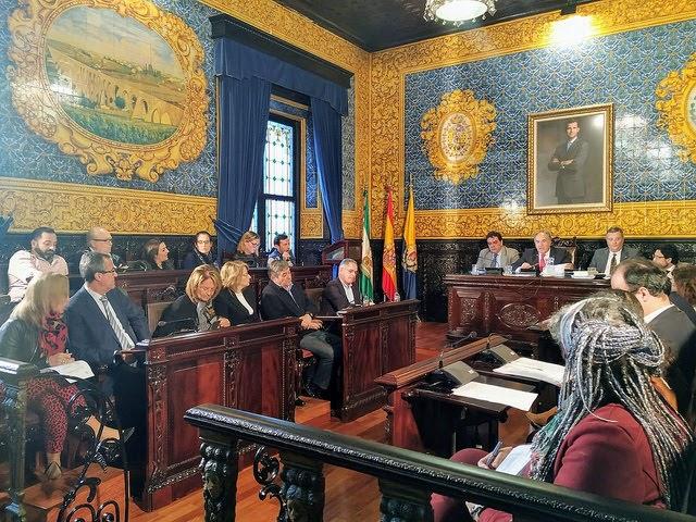 Los Presupuestos Municipales 2019 entran en vigor tras alcanzarse un acuerdo con IU