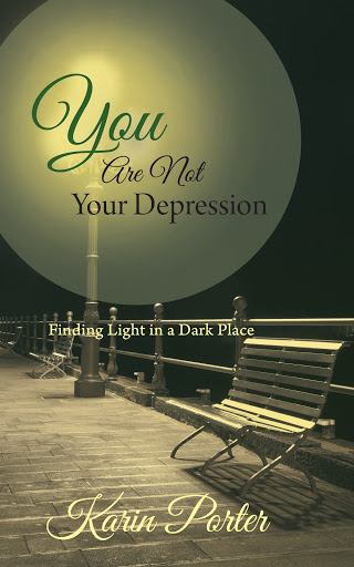 You are Not Your Depression cover