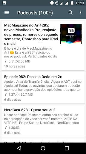 Tecnologia Agora 4.4 screenshots 6