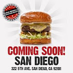Logo for Cold Beers & Cheeseburgers San Diego