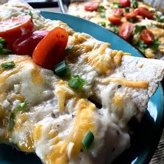 Breakfast Enchiladas.
