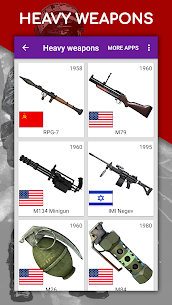 كيفية رسم الأسلحة خطوة بخطوة ، واستخلاص الدروس 4