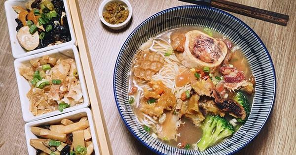台灣郎正宗牛肉麵,享受一碗入魂固本培元牛鞭麵!松江南京站美食