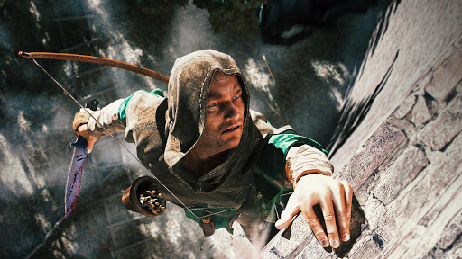 Ninja Samurai Assassin Hero IV Medieval Thief 1.1.2 screenshots 9