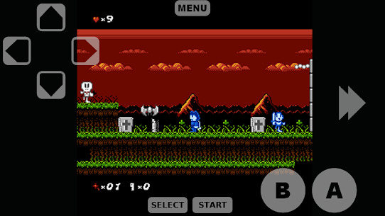 Retro8 (NES emulador) 5
