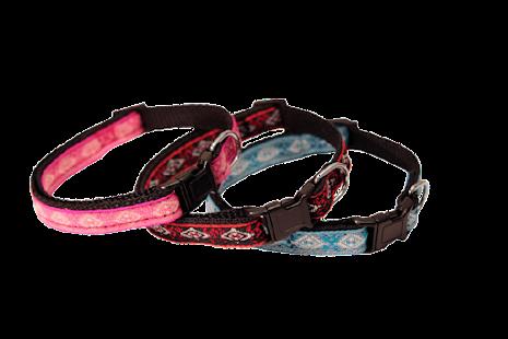 Halsband till valpar/småhundar