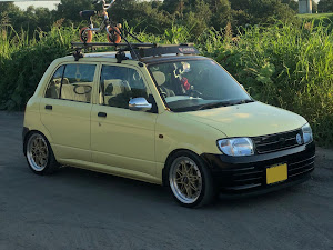 ミラ L700S のカスタム事例画像 TAKAHIROさんの2020年09月21日14:26の投稿