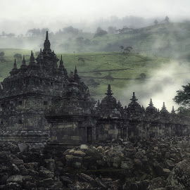 The Secret Ruins of Ancient Kingdom of Bo'ong by Jimmy Kohar - Digital Art Places