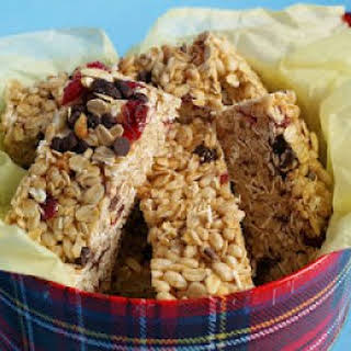 All or Nothing Granola Bars.