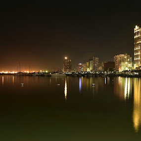 Reflection by Rodel Diaz - Buildings & Architecture Office Buildings & Hotels