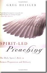 Spirit led Preaching