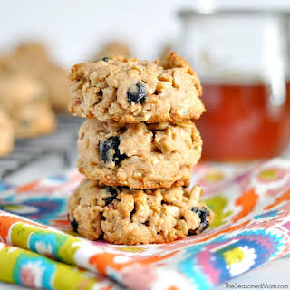 Healthy Trail Mix Cookies.