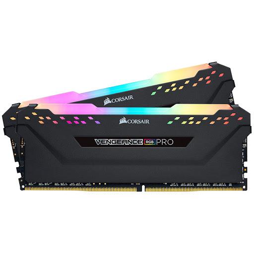 Bộ nhớ/ Ram Corsair Vengeance RGB Pro 16GB (2 x 8GB) DDR4 3000 (CMW16GX4M2C3000C15)