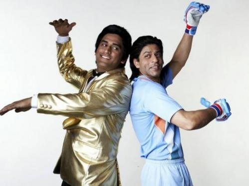 SRK-Shahrukh-Khan-MS-Dhoni-Videocon-ad