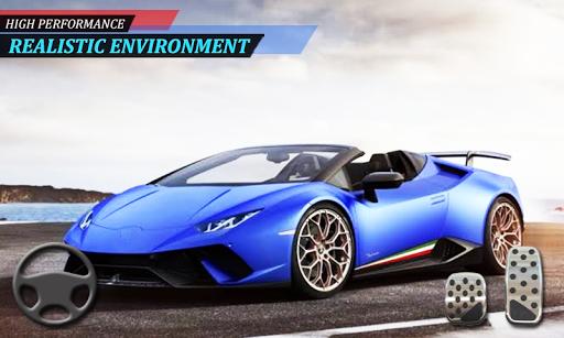 Veneno Car Driving Games Racing 3D Free Drive 1.7 screenshots 4