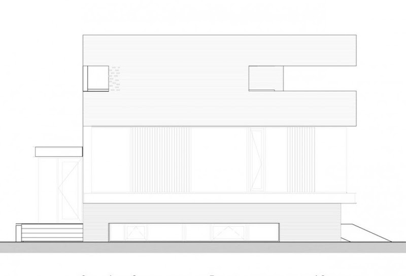 Casa Vista Dividida - U Architects