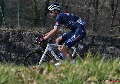 Jimmy Janssens en Bauke Mollema mee in de aanval in eerste bergetappe in de Giro