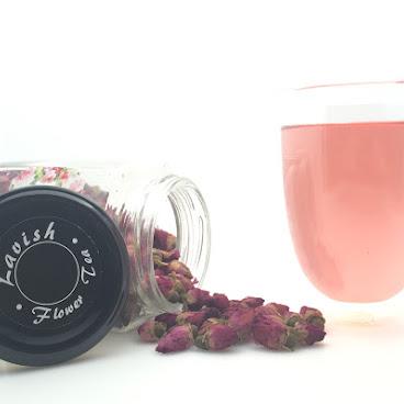 玫瑰花茶 (Rose FlowerTea)