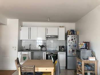 Appartement 3 pièces 54,05 m2