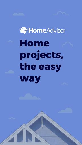 HomeAdvisor screenshot 1