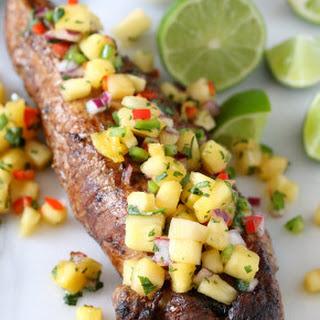 Pork Tenderloin with Pineapple Salsa