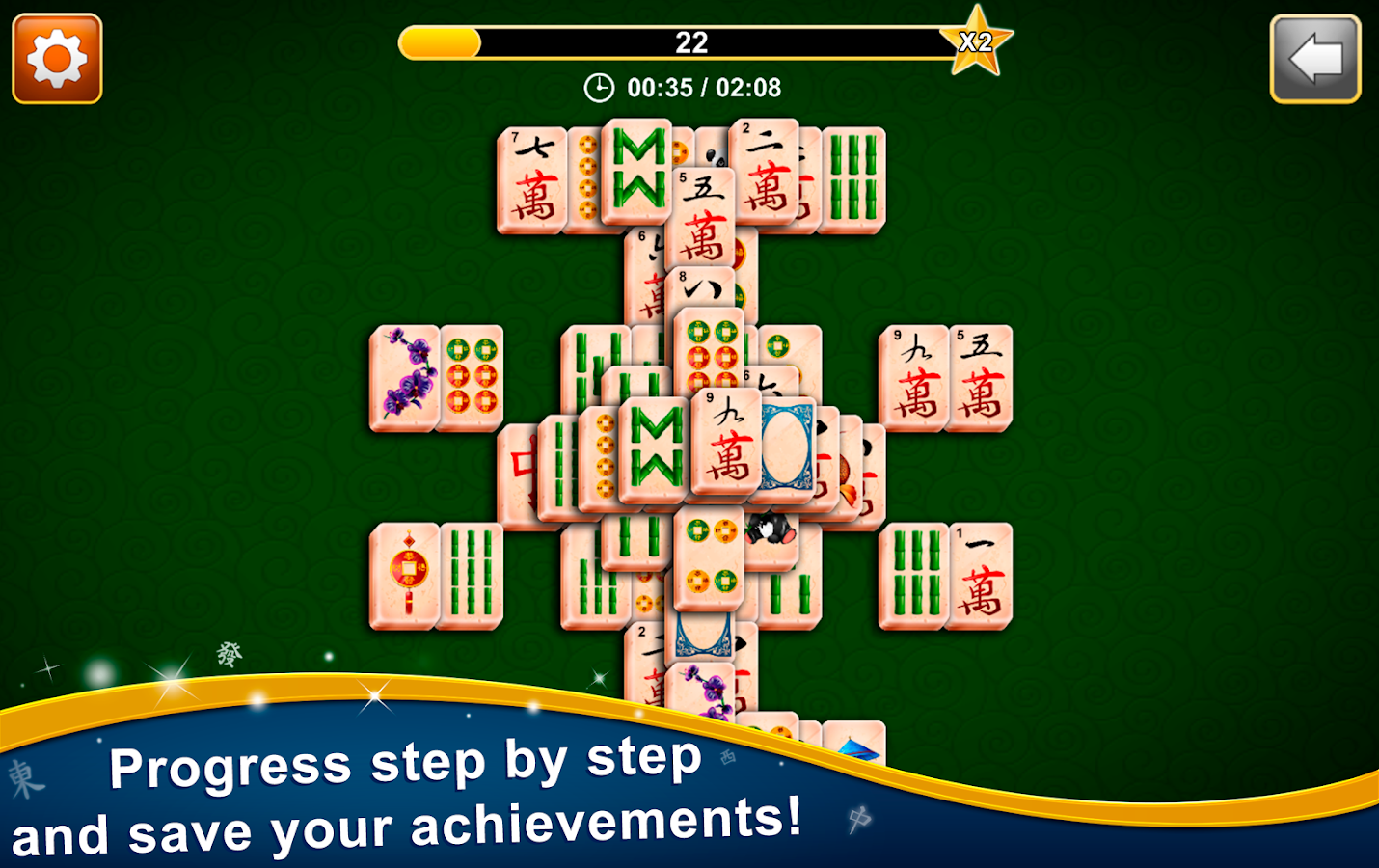 Mahjong Solitaire Guru- screenshot
