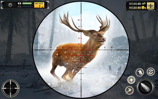 Deer Hunting 3d - Animal Sniper Shooting 2020 apkpoly screenshots 1